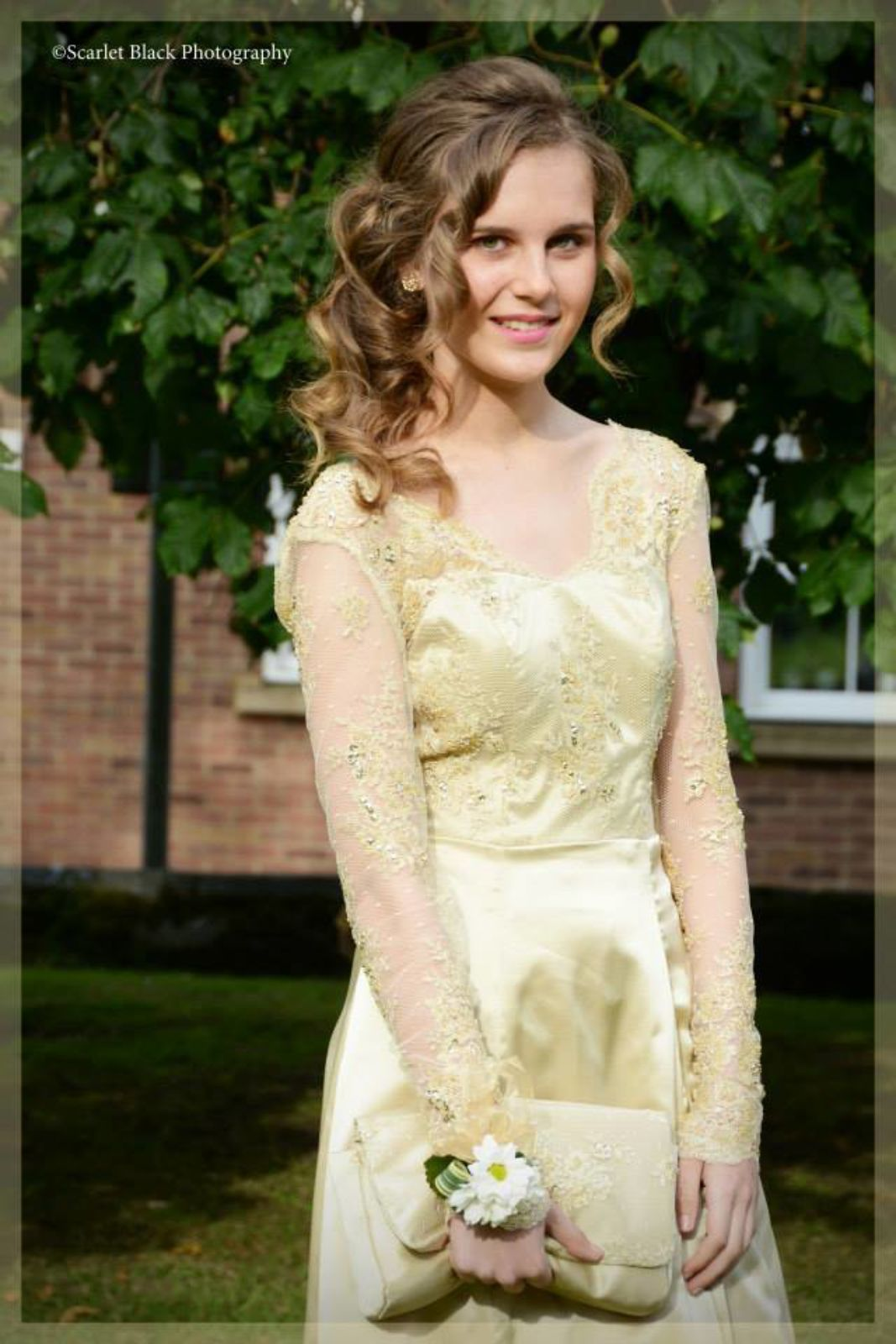 Hattie LAce Prom dress