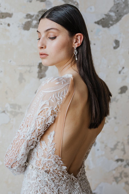 Bridal Lace: Benita